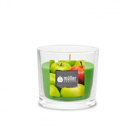 Aromatic Art Duft-Kerzenglas klein, Juicy Apple