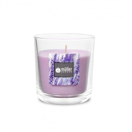 Aromatic Art Duft Kerzenglas, medium, Lavender Fields