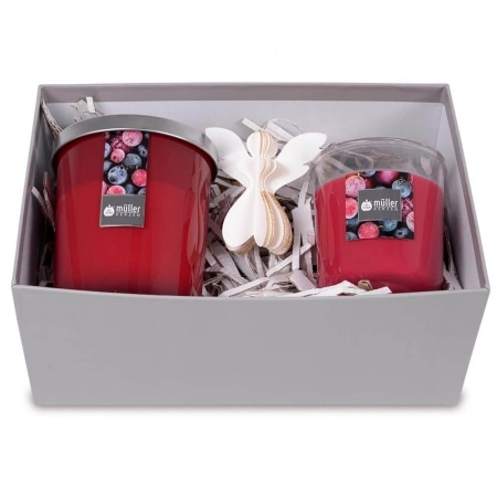 """Geschenkbox """"Wild Berries"""", dreiteilig"""