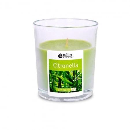 Maxiglas Citronella ohne Deckel, 110/95 mm, grün