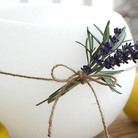 Polarlicht XXL mit Teelicht