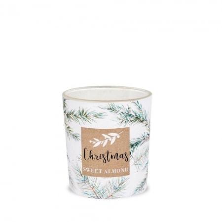 """Duftkerzenglas """"Scandi"""", Sweet Almond 70 mm"""
