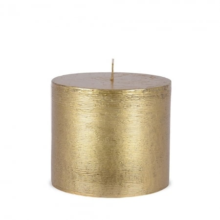 POLAR Kerze mit Raureif-Effekt, 90/110