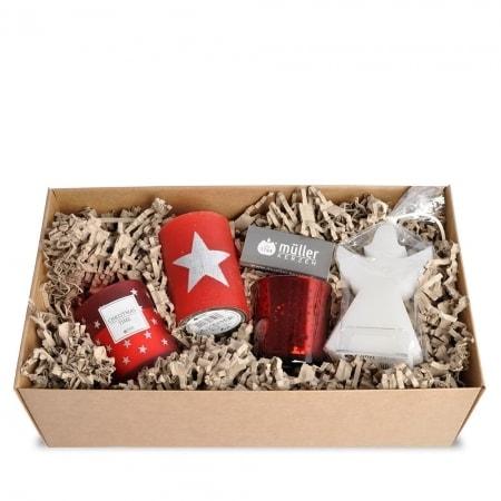 """Geschenkbox """"Weihnachten"""", verschiedene Sortierungen"""