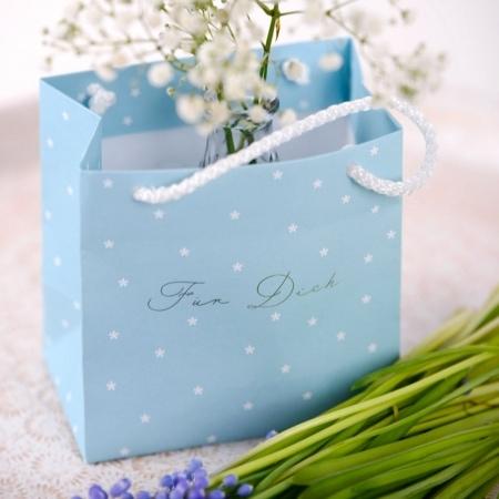 Mix your Present, Geschenktüten